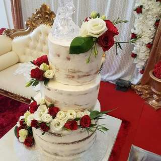 Wedding Cakes From SUGARBLISS TREATS