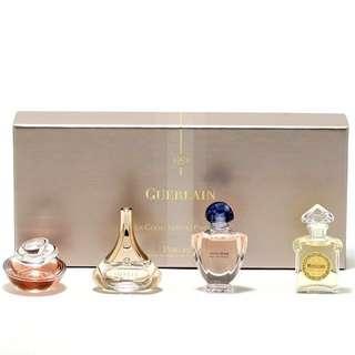 Guerlain Fragrance Set 5ml x 4