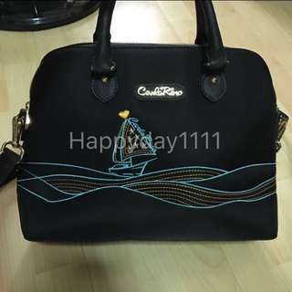 Authentic Carlo Rino Sling Bag 💼handbag