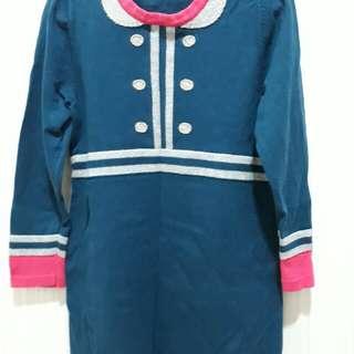lativ 女童洋裝120cm二手衣