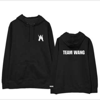 Team Wang Hoodie