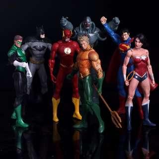 Justice League Action Figure DC Superheroes