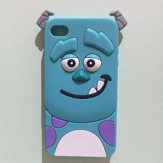 Sulley case for iphone 4/s