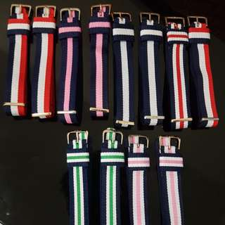 Daniel Wellington 18mm Nylon Straps