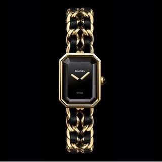 Chanel 1987 Vintage Premiere Watch