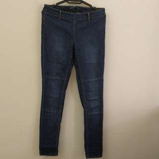 H&M slim fit jeans in UK12