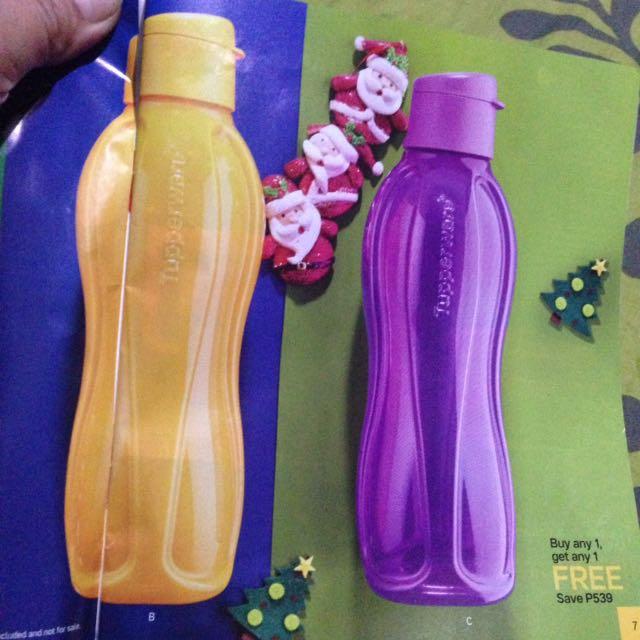 1Liter Eco Bottle