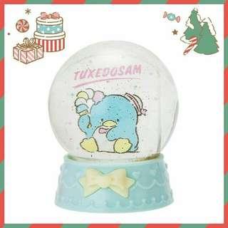 Tuxedosam  水晶球(2017 Xmas)