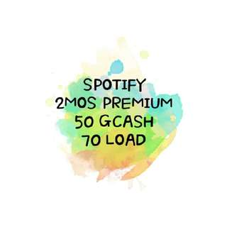 Spotify Premium 2 months