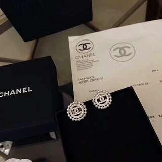 Chanel Big Bang Earrings