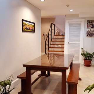 8.5M 100.77sqm 2floors Furnished Condo For Sale San Juan Area