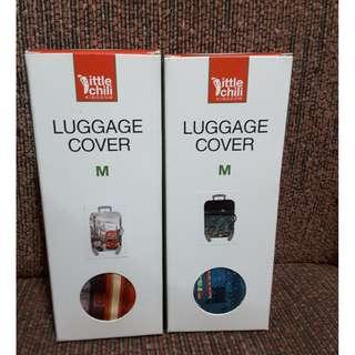 Little Chili Kingdom Luggage Cover (Medium)