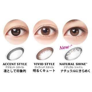 1 Day Acuvue Define in Vivid Style