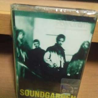 "SOUNDGARDEN ""A Sides"" Tapes"