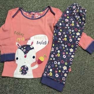 MotherCare Toddler Sleepwear