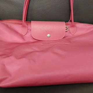 Longchamp便服袋