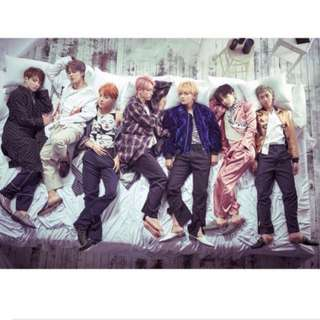 BTS Wings official poster