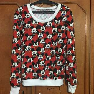 Mickey mouse sweater from hk disneyland