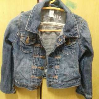 Baby Gap Jacket Jeans