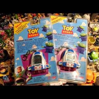 現貨 全新未拆 絕版 稀有 三眼怪 電子機 寵物機 遊戲機 玩具總動員 皮克斯 迪士尼 電子雞 寵物雞 遊戲雞 僅有一台