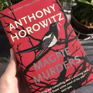 Anthony Horowitz Magpie Murders