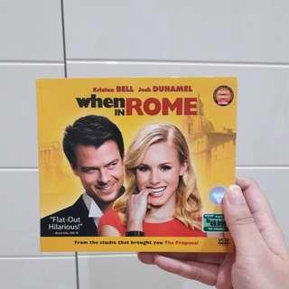 When in Rome Original VCD