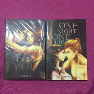 GLS: Give Into You & One Night, One Lie (Jonaxx)