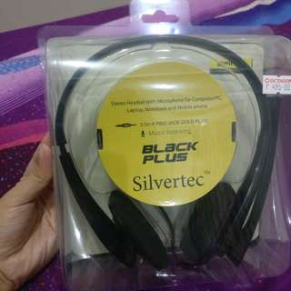 Stereo headset with Microphone