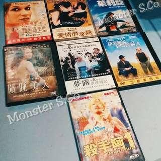 🚚 二手DVD/電影📀《50元🎆出清》