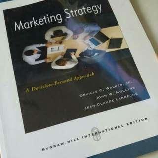 Mc Graw Hill , Marketing Strategy