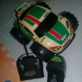 Racing Car Nikko Vaporizr