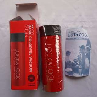 Lock & Lock Hot & Cool Tumbler Tipe LH4016R