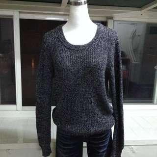 UNIQLO麻花色針織毛衣