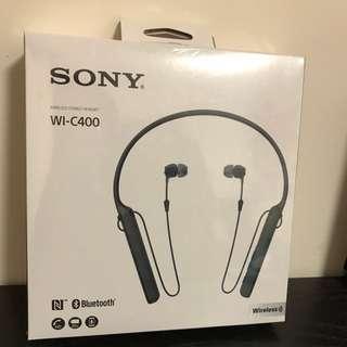Sony 藍牙耳機