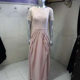 Formal long gown