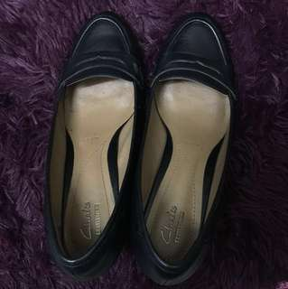 Authentic Clarks Wide Fit