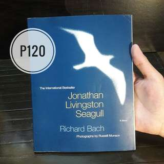 [REPRICED] Jonathan Livingston Seagull by Richard Bach