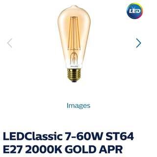 LED Bulb - Philips LED Classic