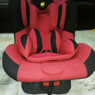 my kingdom car seat