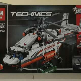 Technics Helicopter