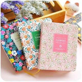 [INSTOCK] 2018 Flowery Daily Planner by Ardium Korea