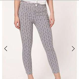 Dorothy Perkins Printed Pants