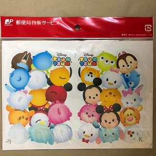 2017 Tsum Tsum 日本 郵票 套裝
