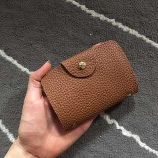 PU leather card holder #SemuaRM5