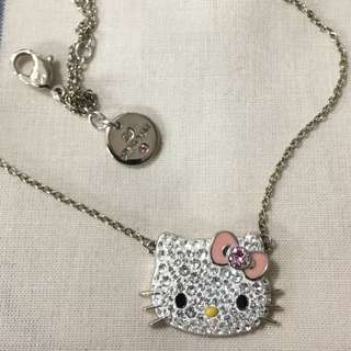 Hello Kitty Necklace Swarovski