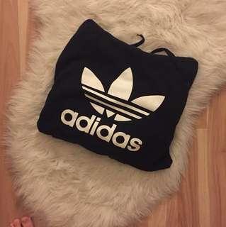 Adidas black sweater