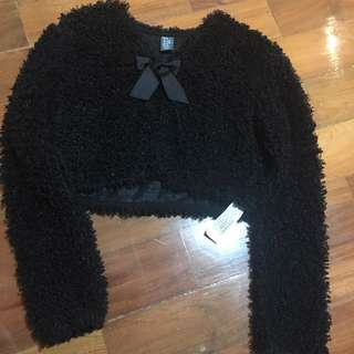 ZARA Formal Fur Sweater (Kids)
