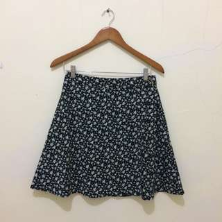 Colorbox Floral Skirt