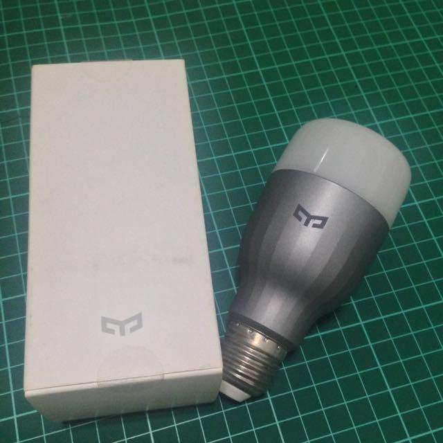 小米燈泡(彩光版)