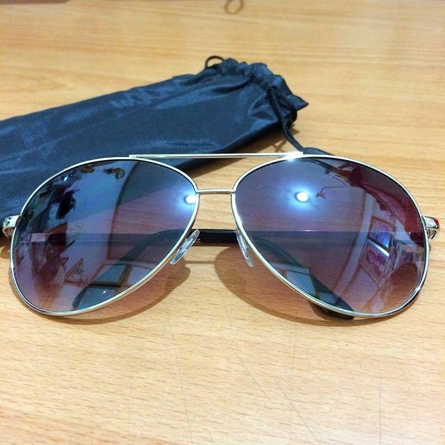 金屬圓框復古太陽眼鏡 #幫你省運費